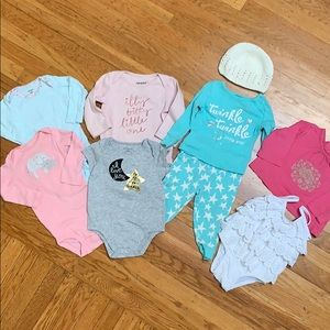 Other - Baby girl bundle 6-12 months